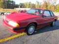 21 - Bright Red Ford Mustang (1989)