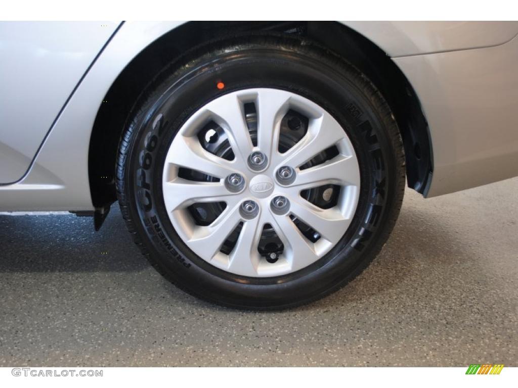 2011 Kia Forte Lx Wheel Photo 39688763 Gtcarlot Com