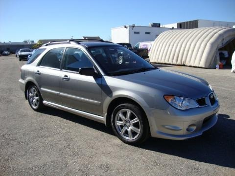2007 Subaru Impreza Outback Sport Wagon Data, Info and Specs