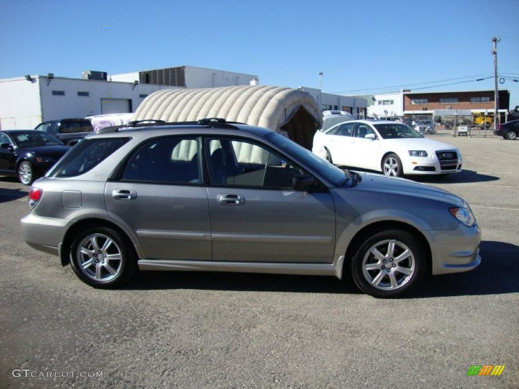 Urban Gray Metallic 2007 Subaru Impreza Outback Sport Wagon Exterior Photo 39689099 Gtcarlot Com