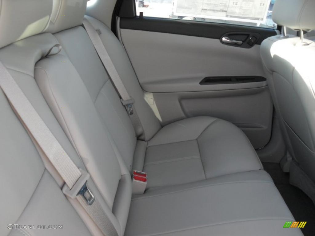 2011 Chevrolet Impala Ltz Interior Photo 39703267