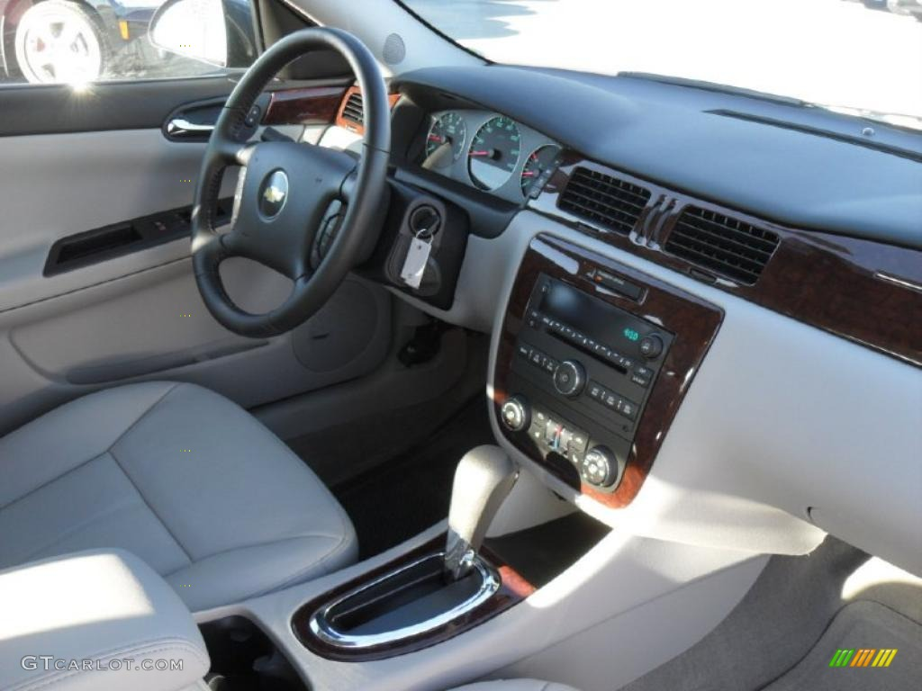2011 chevrolet impala ltz gray dashboard photo 39703299. Black Bedroom Furniture Sets. Home Design Ideas