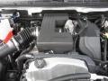 2011 Canyon SLE Extended Cab 4x4 3.7 Liter DOHC 20-Valve VVT Vortec 5 Cylinder Engine