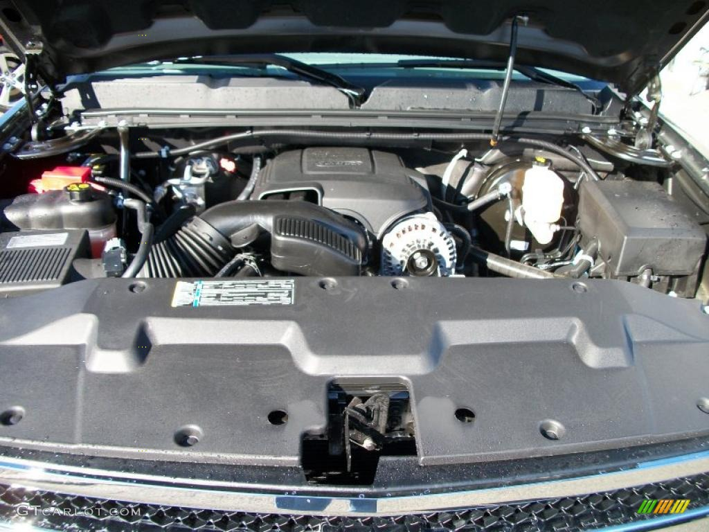 2011 Chevrolet Silverado 1500 Regular Cab 4x4 4.8 Liter Flex-Fuel OHV 16-Valve Vortec V8 Engine Photo #39712803