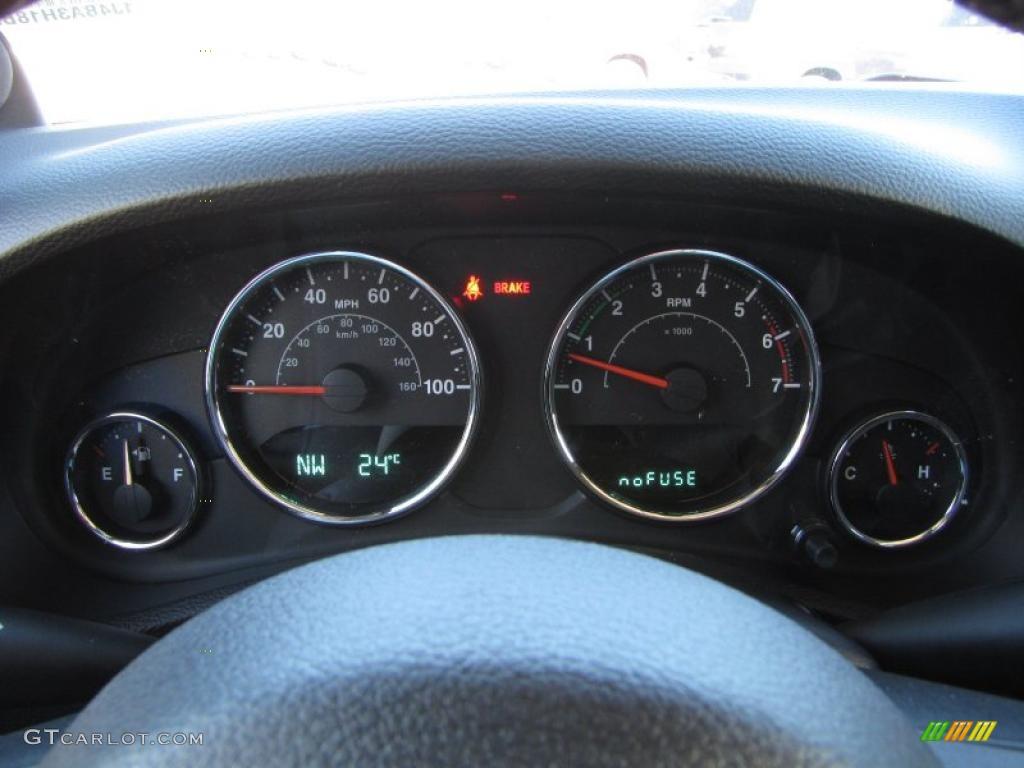 Jeep Wrangler Digital Gauges : Jeep gauge sticker related keywords