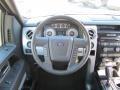 2009 F150 FX4 SuperCab 4x4 Steering Wheel