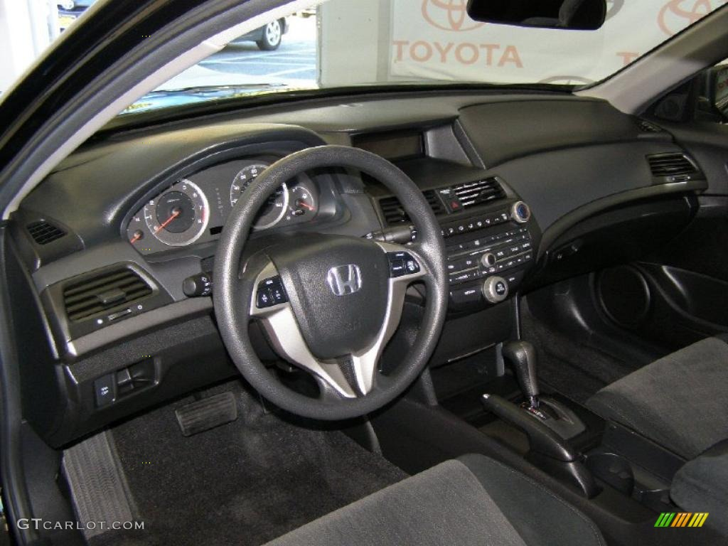 2009 Honda Accord Lx S Coupe Interior Photo 39722651