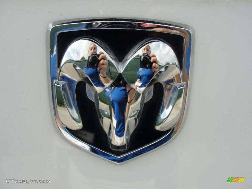 2007 Dodge Ram 3500 Lone Star Quad Cab Dually Marks and Logos Photo #39733404