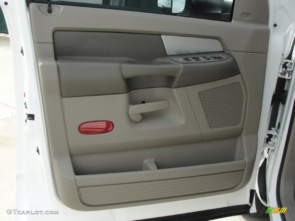 2007 Dodge Ram 3500 Lone Star Quad Cab Dually Door Panel Photos