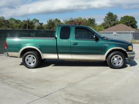 2000 ford f150 extended cab specs