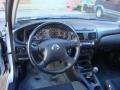 2005 Nissan Sentra Charcoal Interior Dashboard Photo