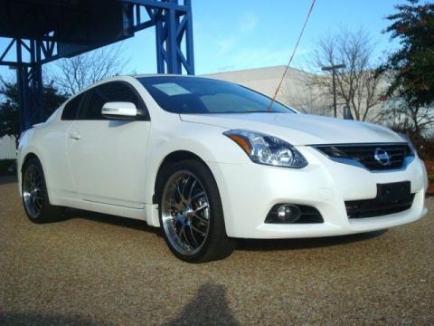 2011 altima coupe 3.5 sr specs