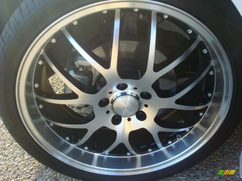 2016 Nissan Altima 3.5 Sr >> 2010 Nissan Altima 3.5 SR Coupe Custom Wheels Photo ...