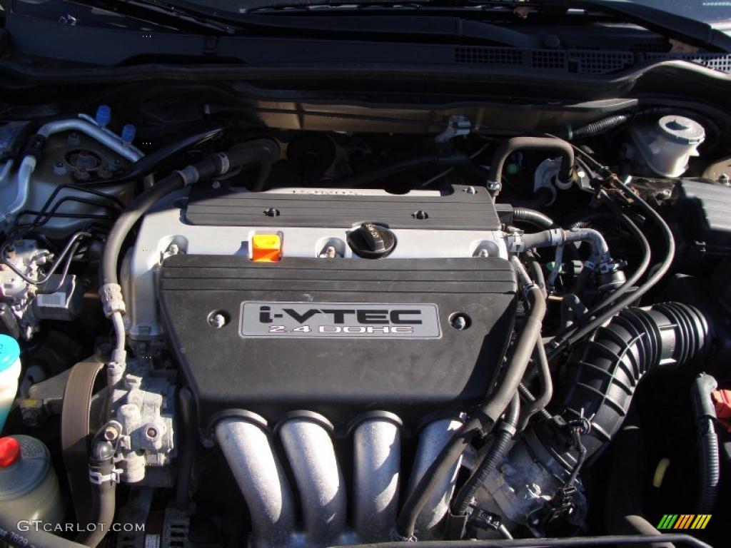 2003 honda accord lx sedan 2 4 liter dohc 16 valve i vtec 4 cylinder engine photo 39736473. Black Bedroom Furniture Sets. Home Design Ideas