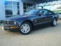 2007 Alloy Metallic Ford Mustang V6 Deluxe Coupe  photo #2