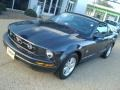 2007 Alloy Metallic Ford Mustang V6 Deluxe Coupe  photo #8