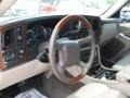 2002 Cadillac Escalade Shale Interior Prime Interior Photo
