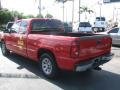 2006 Victory Red Chevrolet Silverado 1500 Extended Cab  photo #6