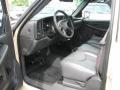 2003 Fleet Tan Chevrolet Silverado 2500HD Regular Cab Chassis Utility  photo #6