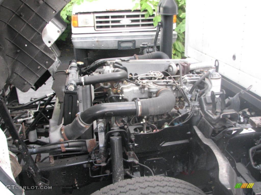 2004 Isuzu N Series Truck NPR Refrigerated Truck 5.2 Liter ...
