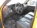 Dark Charcoal Prime Interior Photo for 2006 Chevrolet Silverado 1500 #39751534