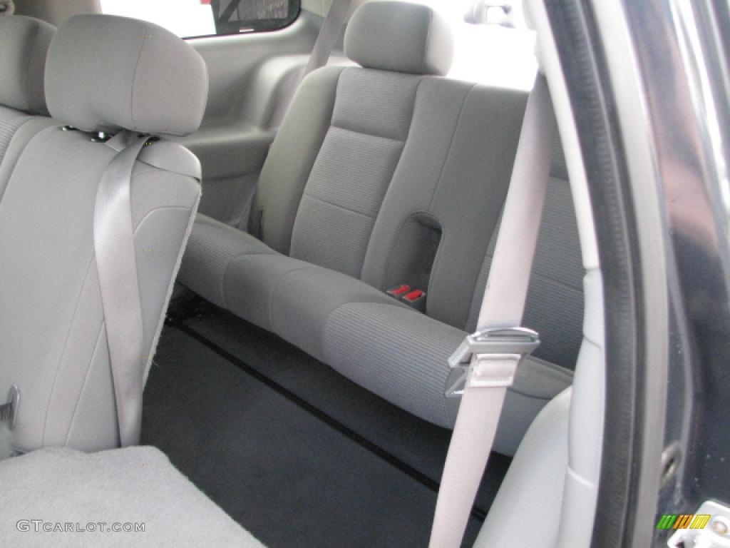 Dark/Light Slate Gray Interior 2008 Dodge Durango Limited 4x4 ...