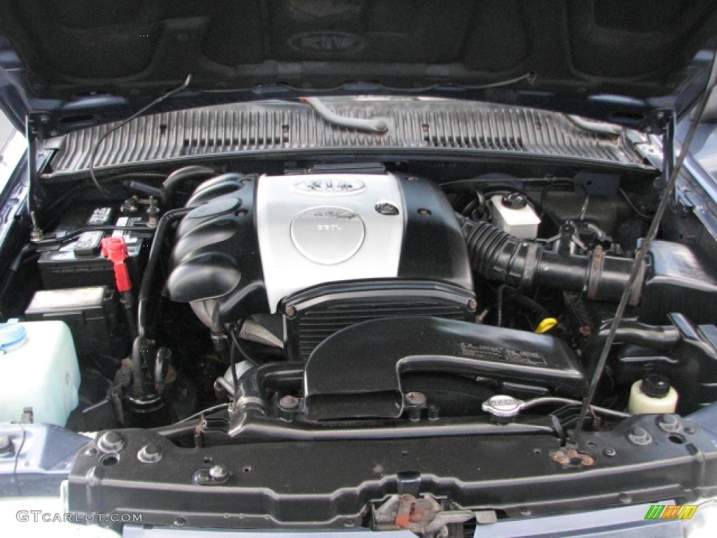 2001 kia sportage ex 4x4 2 0 liter dohc 16 valve 4. Black Bedroom Furniture Sets. Home Design Ideas