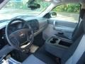 Dark Titanium Prime Interior Photo for 2008 Chevrolet Silverado 1500 #39757506