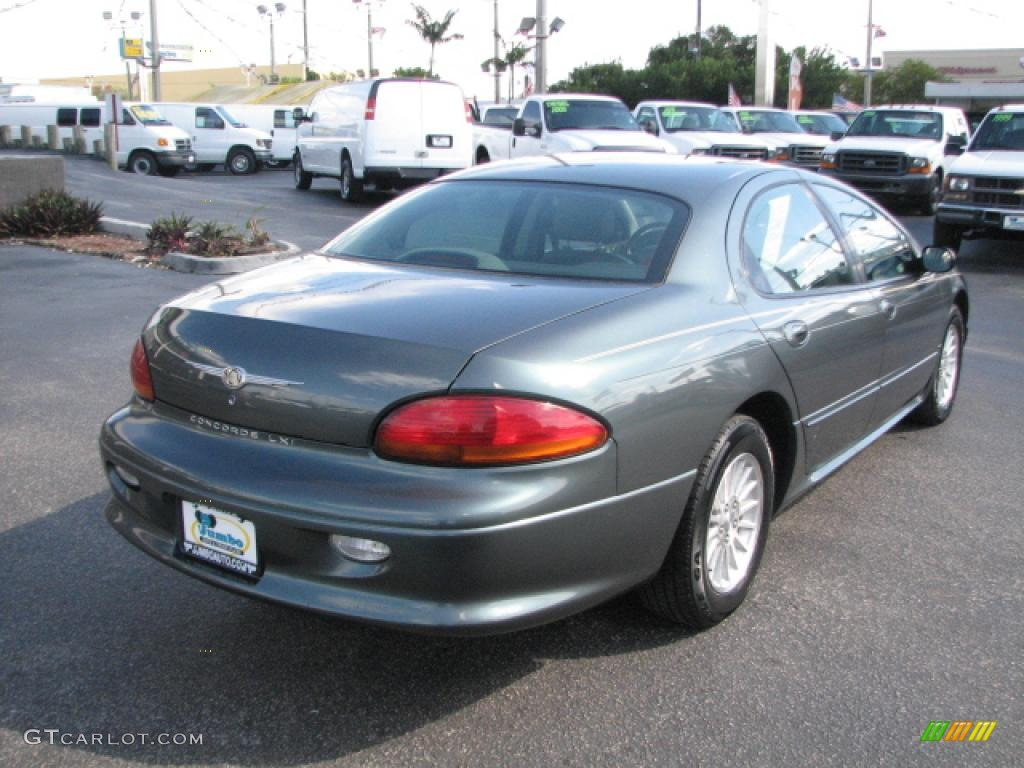 onyx green pearl 2004 chrysler concorde lxi exterior photo 39759874. Cars Review. Best American Auto & Cars Review