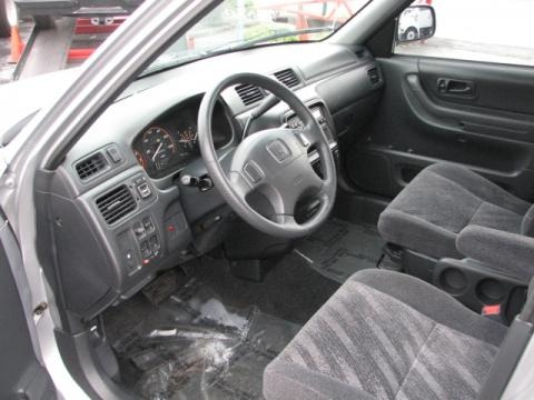 More 2001 Honda CR-V LX Interior Photos