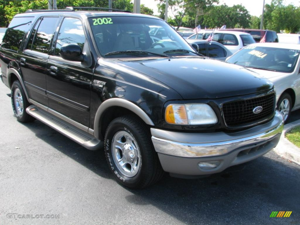 2002 black ford expedition eddie bauer 39740719 car color galleries. Black Bedroom Furniture Sets. Home Design Ideas