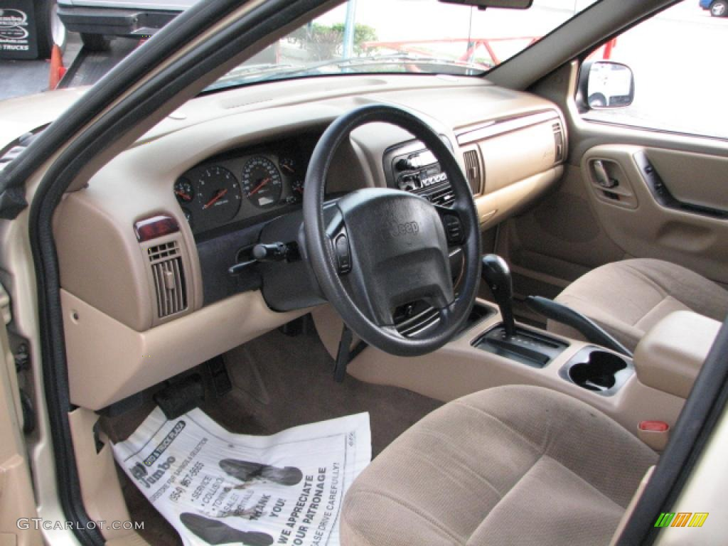 Superb Camel Interior 2000 Jeep Grand Cherokee Laredo Photo #39761826 Amazing Pictures