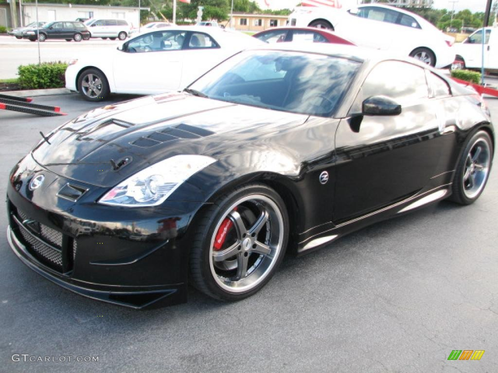 2003 nissan 350z touring specs