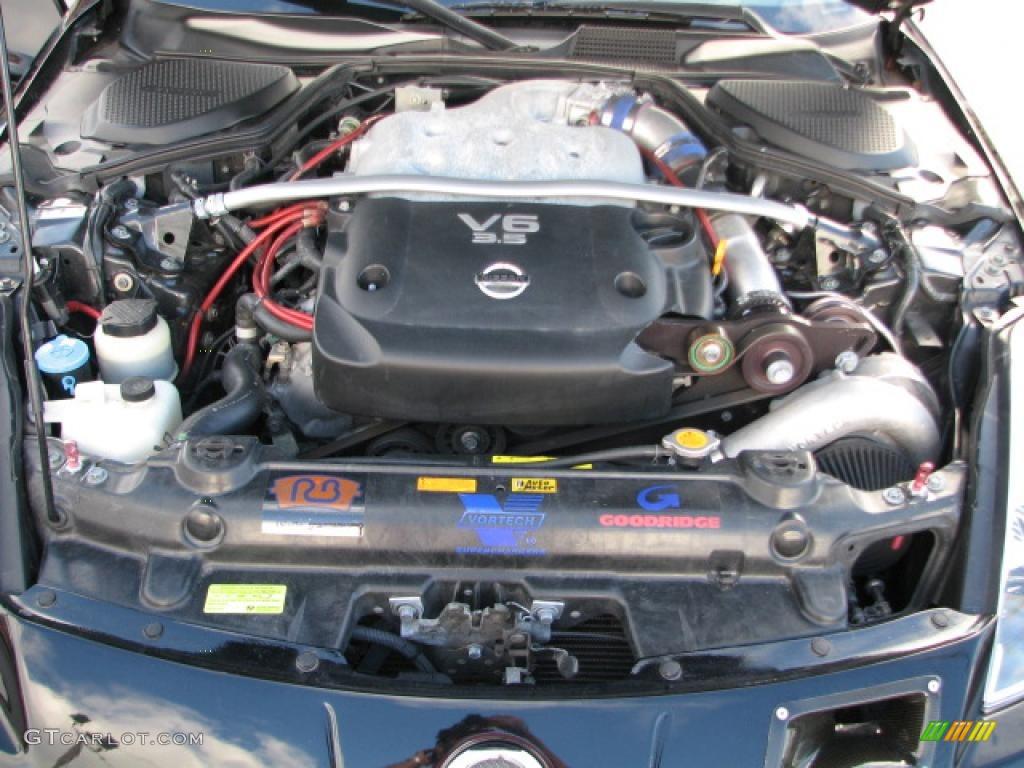 2003 nissan 350z touring coupe 3 5 liter vortech. Black Bedroom Furniture Sets. Home Design Ideas