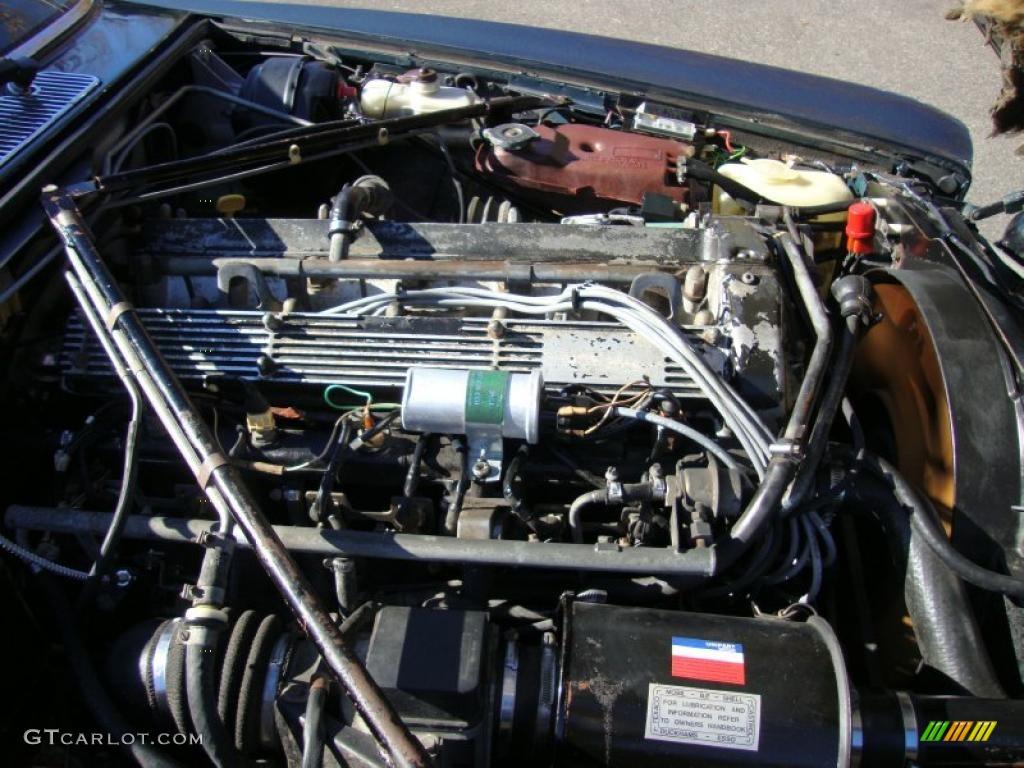 1986 Jaguar Xj Xj6 Engine Photos