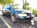 2000 Blue Anthracite Metallic Volkswagen Passat GLS 1.8T Sedan #39739085