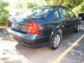 2000 Blue Anthracite Metallic Volkswagen Passat GLS 1.8T Sedan  photo #2