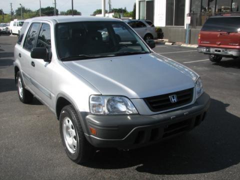 1997 Honda Cr V. 1997 Honda CR-V Sub Models