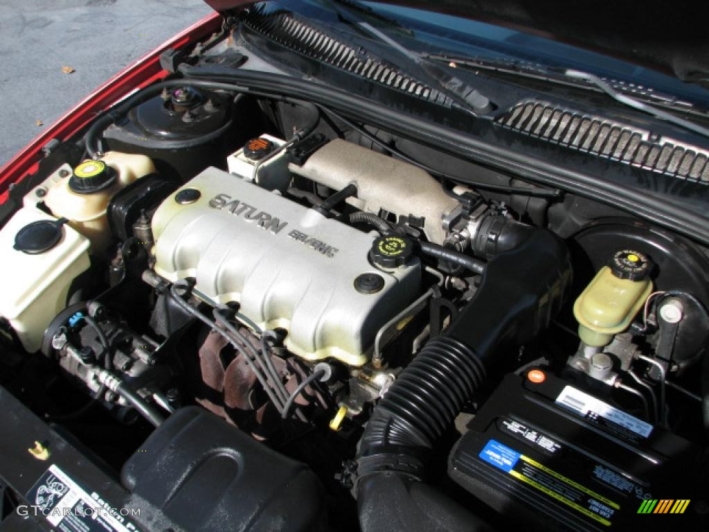2001 Saturn Sc2 Engine Diagram Manual Of Wiring Sl2 1998 S Series Sc1 Coupe 1 9 Liter Sohc 8 Valve 4