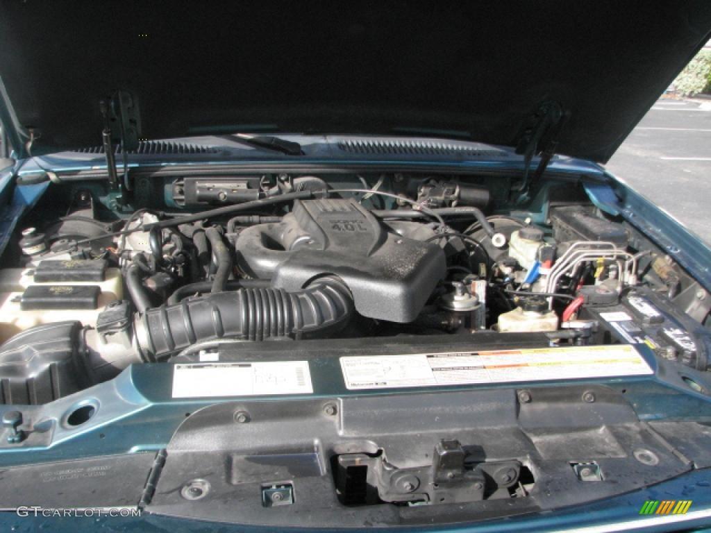 1998 Ford Explorer Xlt 4 0 Liter Ohv 12