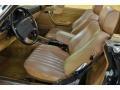 1987 SL Class 560 SL Roadster Parchment Interior