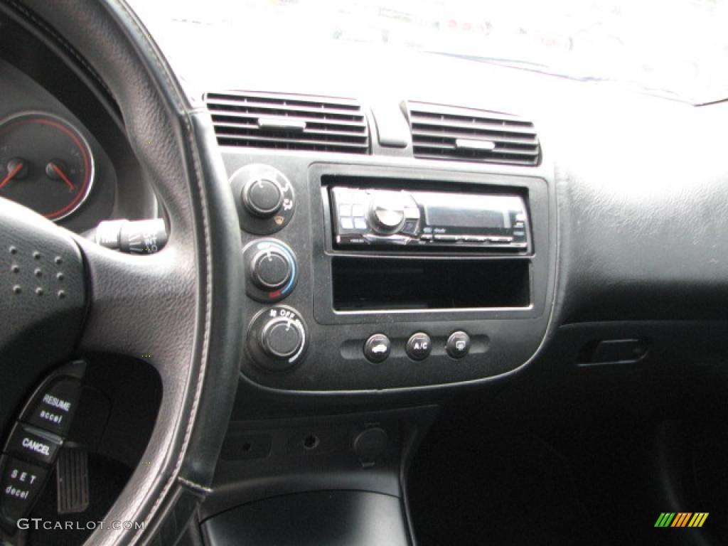 2004 Satin Silver Metallic Honda Civic Ex Coupe 39740757 Photo 18 Car Color
