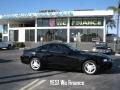 2002 Black Ford Mustang GT Coupe  photo #7