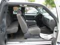 Dark Charcoal Interior Photo for 2006 Chevrolet Silverado 1500 #39775232
