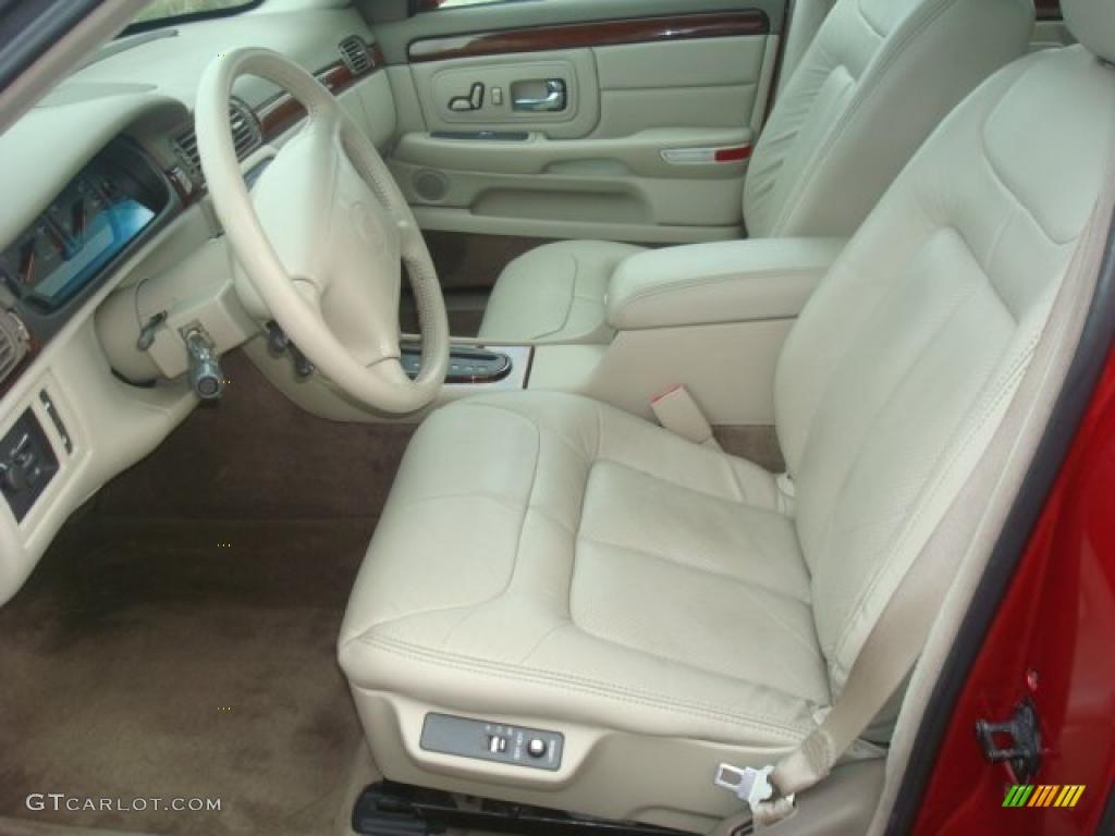 1998 Cadillac Deville Tuxedo Collection Interior Photo