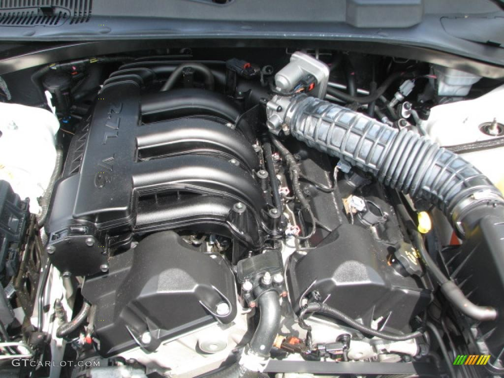 2008 dodge charger se 2.7 liter dohc 24-valve v6 engine ... 2008 dodge 2 7 liter engine diagram
