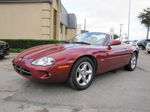 2000 Jaguar Xkr Convertible. 2000 Jaguar XK XK8 Convertible