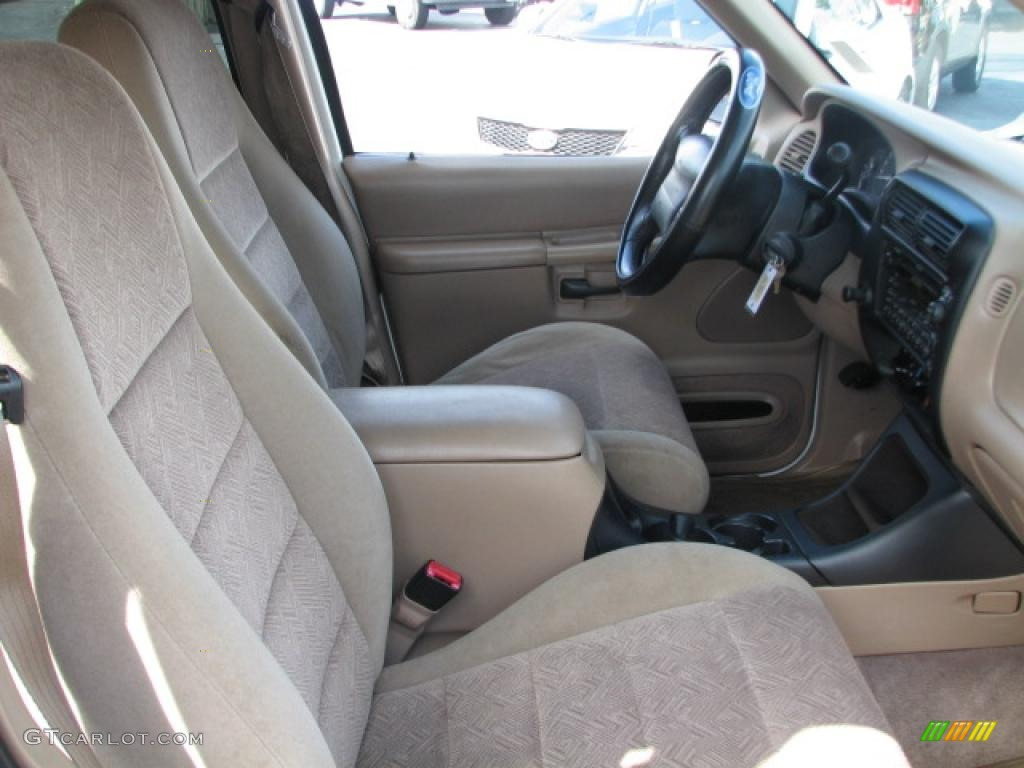Medium Prairie Tan Interior 1999 Ford Explorer Xlt Photo 39784058