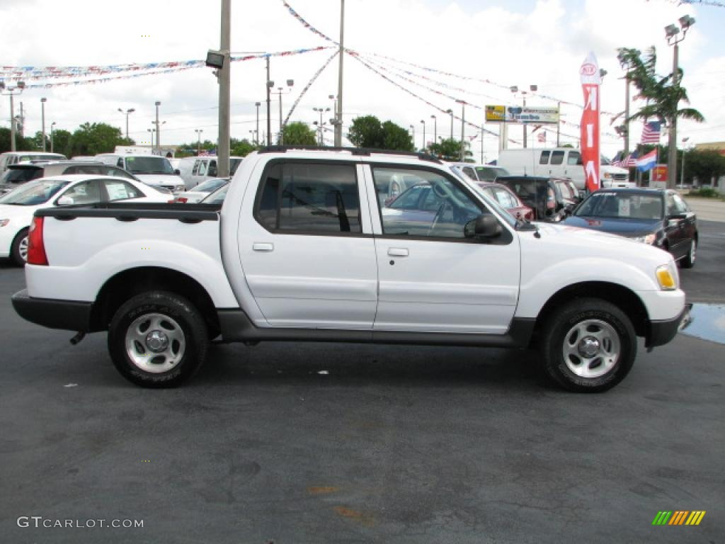 oxford white 2004 ford explorer sport trac xlt exterior photo. Cars Review. Best American Auto & Cars Review