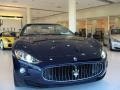 Blu Oceano (Blue Metallic) - GranTurismo Convertible GranCabrio Photo No. 2